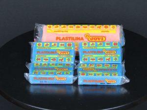 Plastilina para cubrir juntas encofrado piezas LEGO