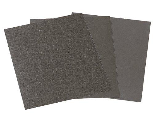pliego papel de lija seco y al agua