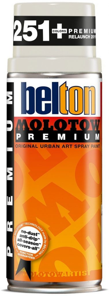 pintura en spray marca belton