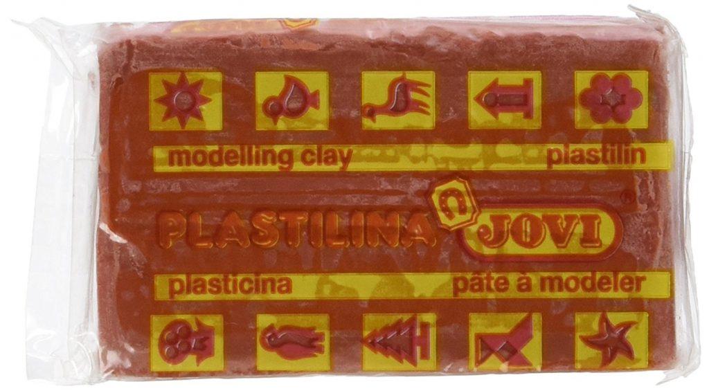 plastilina marron jovi