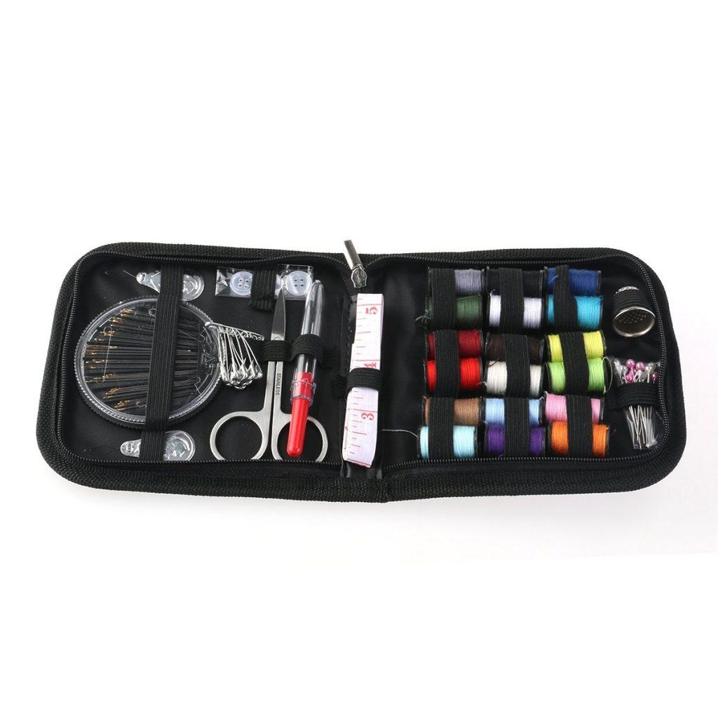 kit de costura para viaje