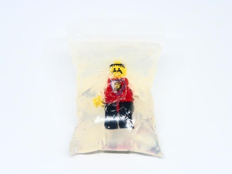 pastillas de jabon con juguetes