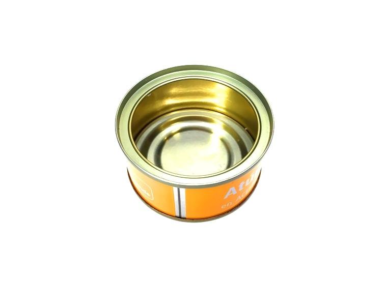 lata metalica de conservas