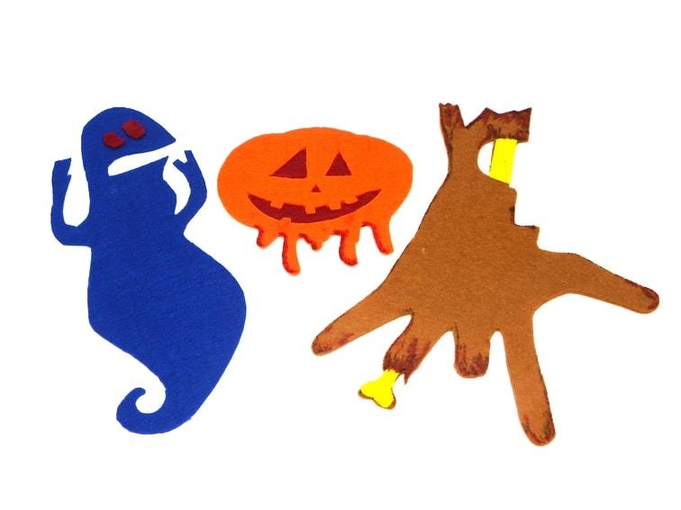 posavasos terrorificos para halloween