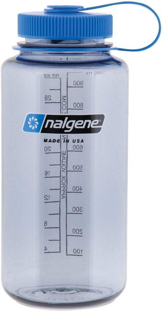 bidon de agua nalgene de 1 litro