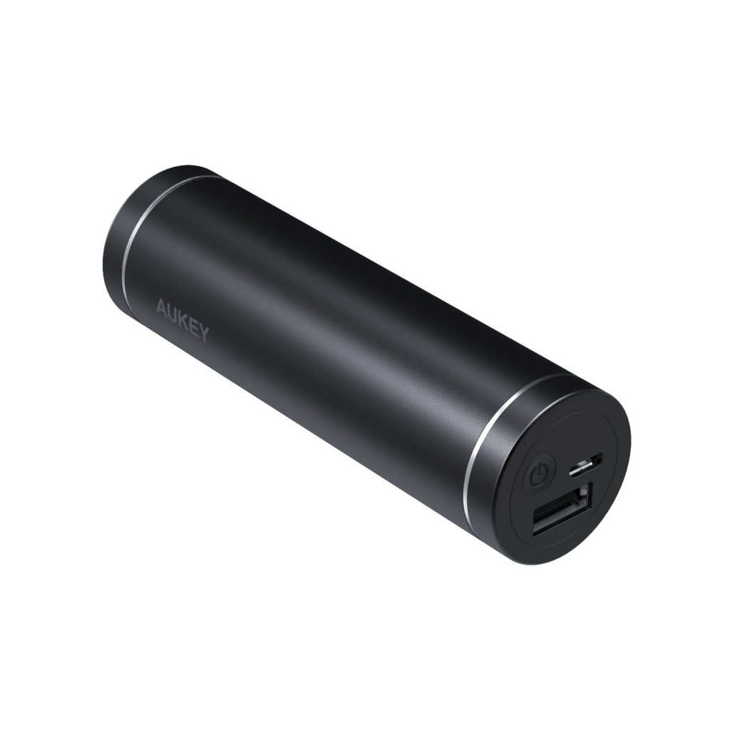bateria externa aukey de 5000 mah