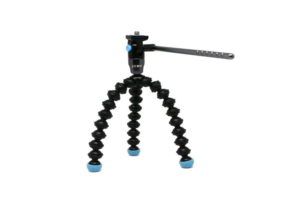 tripode joby griptight gorillapod video magnetico
