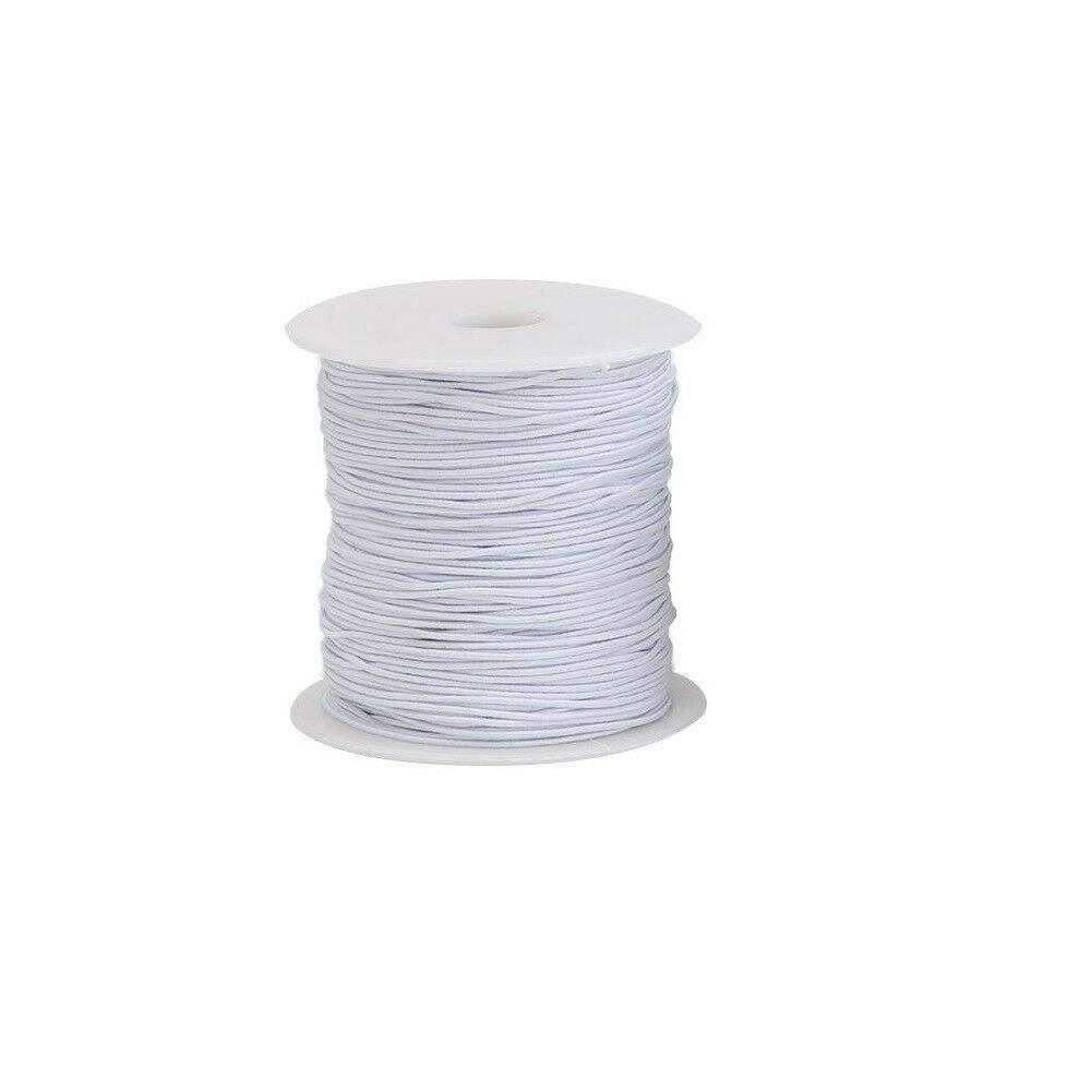 Bobina de cuerda elástica para ropa y bisutería