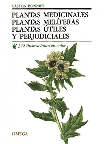 gaston bonnier plantas medicinales plantas meliferas plantas utiles y perjudiciales