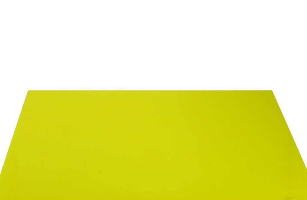 lamina de acetato color amarillo dina 3