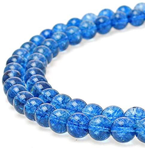 cuentas redondas de perlas de agata para joyeria
