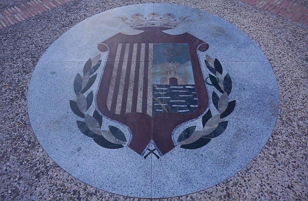 escudo del municipio de santa pola